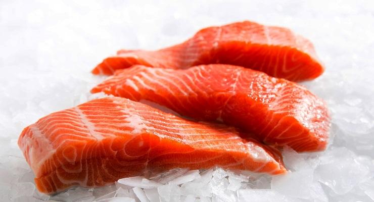 Tips Memilih Ikan Salmon